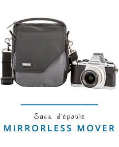 Mirrorless-mover