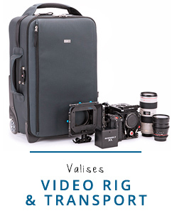 Valise Video Ring Transport Think Tank