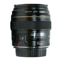 OBJECTIF CANON 85/1.8 usm