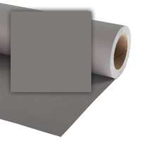 FOND COLORAMA PAPIER 2,72X11M  MINERAL GREY