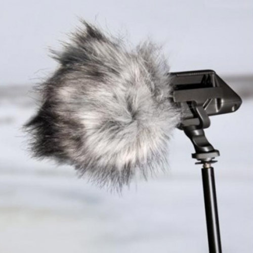 BONNETTE RODE DEADKITTEN POUR RODE STEREO VIDEO MIC