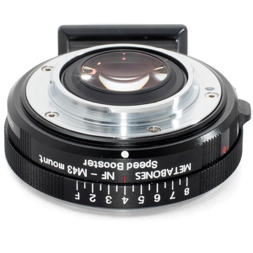 bague metabones speed booster nikon g to micro 4 3 ultra objectif bastille. Black Bedroom Furniture Sets. Home Design Ideas