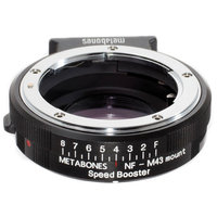 BAGUE METABONES SPEED BOOSTER NIKON G POUR M4/3