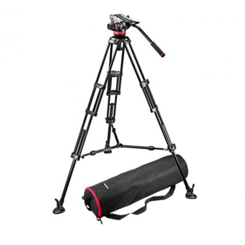 Trepied Video MANFROTTO MVH502A.546Bk-1
