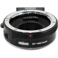 BAGUE Metabones Adapter Canon EF to MFT