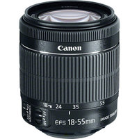 ZOOM CANON 18-55/3.5-5.6 EFS IS STM