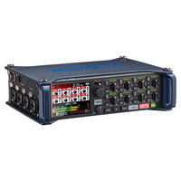 ENREGISTREUR ZOOM PORTABLE F8 8 PISTES BROADCAST