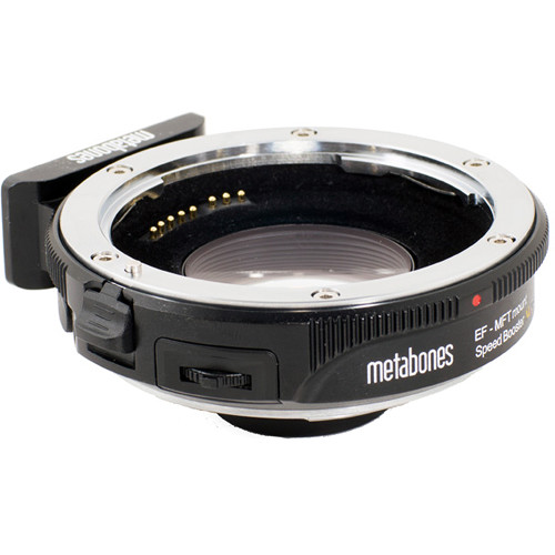 bague metabones speed booster canon ef to micro 4 3 xl objectif bastille. Black Bedroom Furniture Sets. Home Design Ideas
