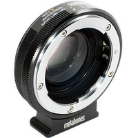 BAGUE METABONES SPEED BOOSTER Nikon G to Micro 4/3 XL 0.64x