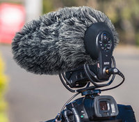 BONNETTE POILS RODE DEADCAT VMPR POUR VIDEO MIC PRO + RYCOTE