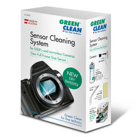 Kit GREEN CLEAN Sensor Cleaning Non Full Frame